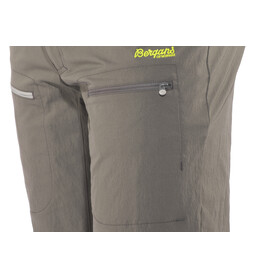 Bergans Utne Pirate Pants Men Graphite/Solid Light Grey/Spring Leaves